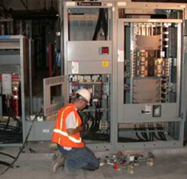 Electrical Cabling in Muscat Oman - Greyhoopoe Telecom Services